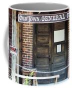 Main Street For Sale Coffee Mug