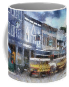 Main Street Mackinac Island Michigan Pa 04 Coffee Mug