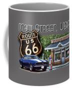 Main Street, Usa Camaro Coffee Mug