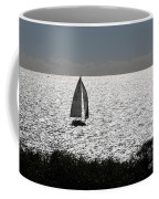 maine 44 Sailboat Coffee Mug