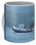 Maine Boat 2 Coffee Mug