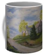 Maine House Coffee Mug