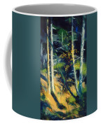 Maine Landscape 1919 Coffee Mug