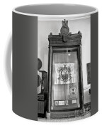 Maine State Capitol Hall Of Flags Militia Display Case Coffee Mug