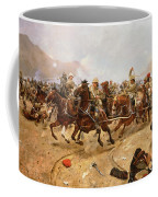 Maiwand Coffee Mug by Richard Caton II Woodville