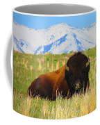 Majestic Buffalo  Coffee Mug