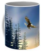 Majestic Eagle Coffee Mug