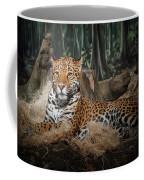 Majestic Leopard Coffee Mug