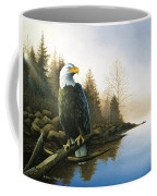 Majestic Light - Eagle Coffee Mug