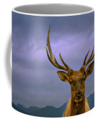 Majestic Elk Coffee Mug