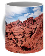 Majestic Red Rocks Coffee Mug