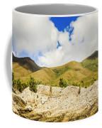 Majestic Rugged Australia Landscape  Coffee Mug