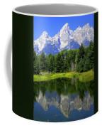 Majestic Tetons Coffee Mug