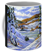 Majestic Winter  Coffee Mug