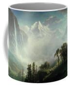 Majesty Of The Mountains Coffee Mug