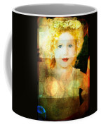 Golden Curls Coffee Mug