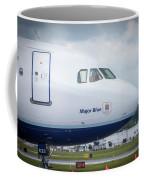 Major Blue Coffee Mug