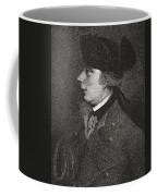Major General James Wolfe, 1727 To Coffee Mug