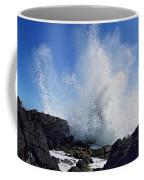 Makapu'u Lava Rock Splash Coffee Mug