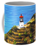 Makapuu Lighthouse #78, Coffee Mug