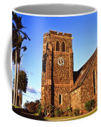 Maui Hawaii Makawao Union Church II Coffee Mug