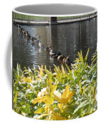 All My Ducks In A Row Coffee Mug