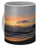 Makena Sunset Coffee Mug