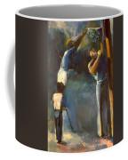 Makin Basketball Coffee Mug