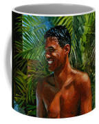 Making Nohea Laugh Coffee Mug