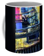 Making Steel Coffee Mug