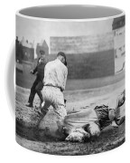 Making The Play C. 1920 Coffee Mug