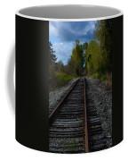 Making Tracks Coffee Mug
