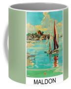 Maldon, England, Sailing Boats Coffee Mug