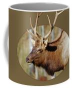 Male Elk Coffee Mug