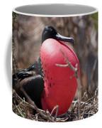 Magnificient Frigatebird  Coffee Mug