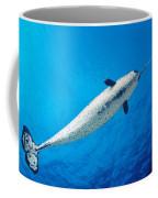 Male Narwhal Coffee Mug