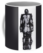Male Nude Back Coffee Mug