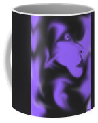 Male Space Face Coffee Mug