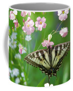 Male Tiger Swallowtail 5416 Coffee Mug