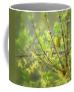 Male Yellow Warbler Coffee Mug