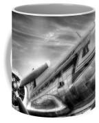Malev Airlines Ilyushin Il-14 Coffee Mug