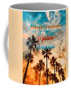 Malibu Is Paradise Coffee Mug