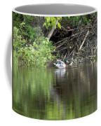 Mallard And Beaver Den Coffee Mug