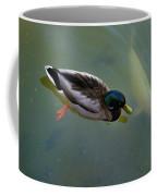 Mallard And Carp Coffee Mug