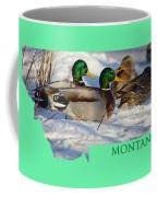 Mallard Montana Coffee Mug