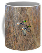 Mallard's In Flight Coffee Mug