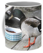 Mallards Like Cat Food Coffee Mug