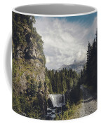 Mallero Mountain Creek - Chiesa In Valmalenco - Lombardia - Italy Coffee Mug