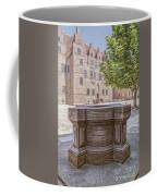 Malmohus Castle Courtyard Coffee Mug