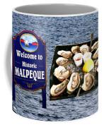 Malpeque Oyster Poster Coffee Mug